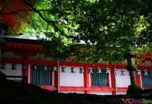 Japon - Nara - Sanctuaire Kasuga Taisha