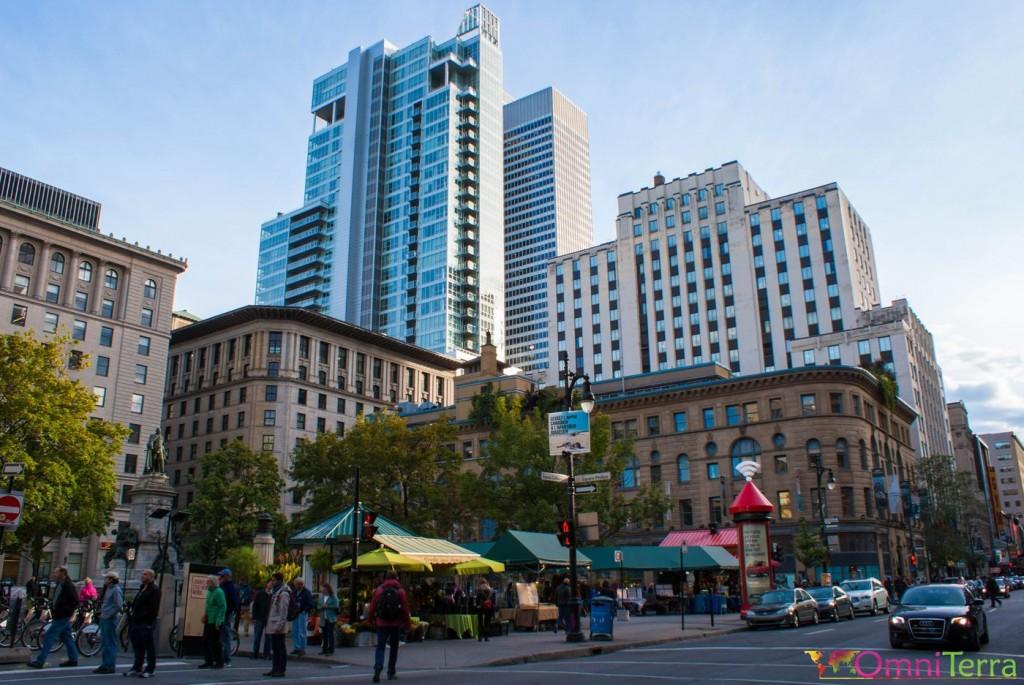 Montréal - Architecture