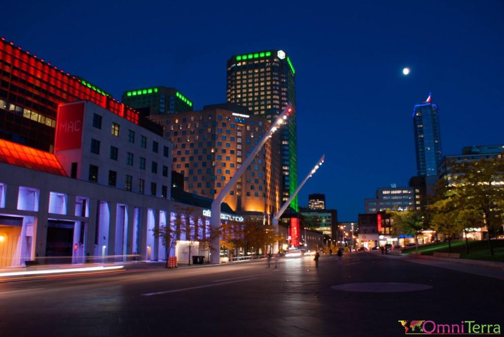 Montréal - Place des Arts