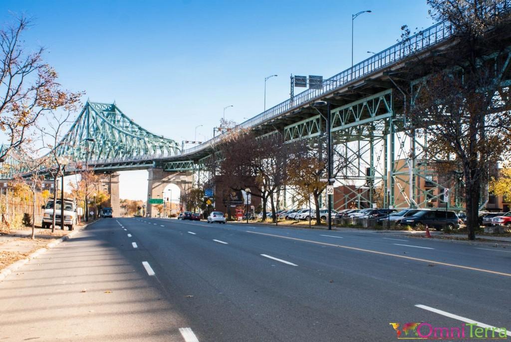 Montréal - Pont Champlain