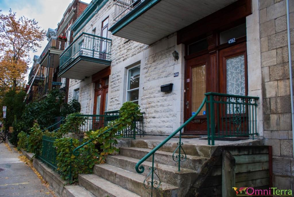 Montréal - Rue de Montréal