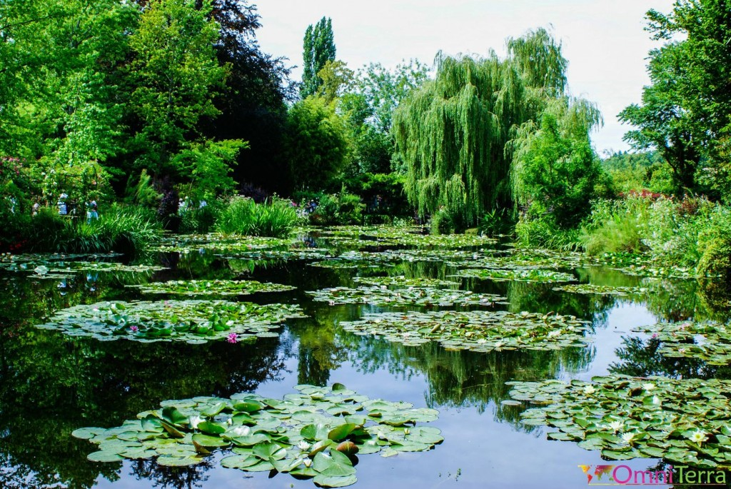 Normandie - Giverny - Jardins de Claude Monet