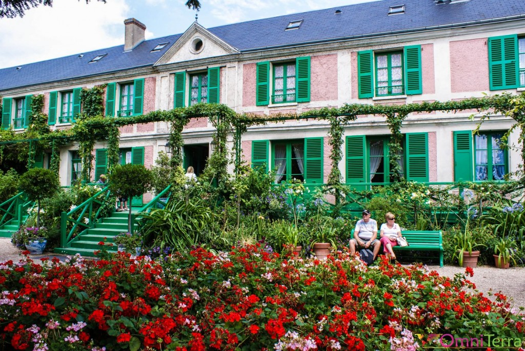 Normandie - Giverny - Maison de Claude Monet