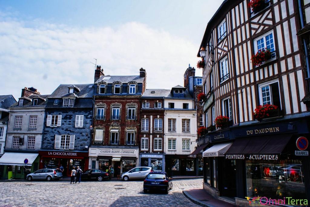 Normandie - Honfleur - Maison normande