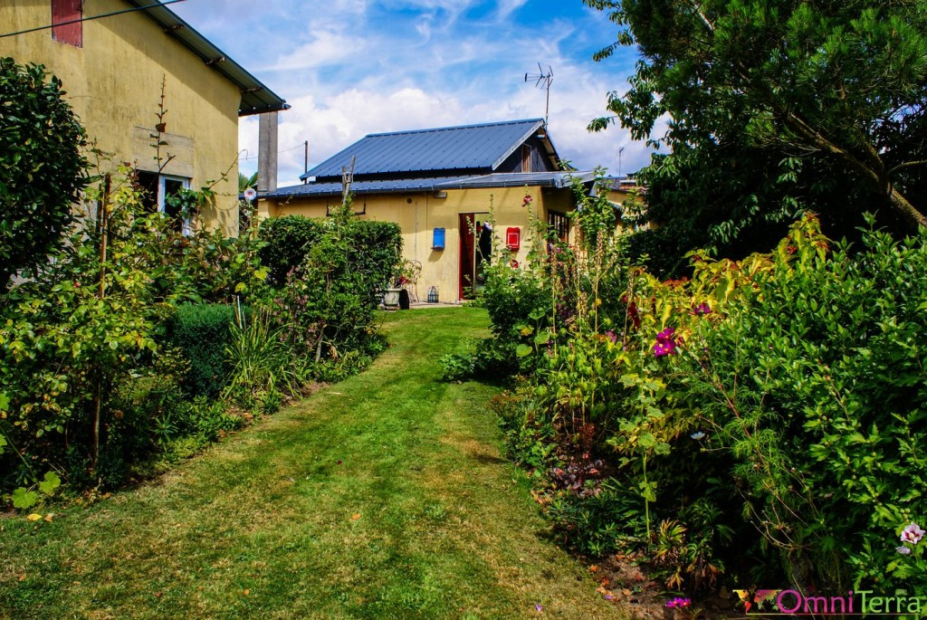 Normandie - Ma maison d'enfance