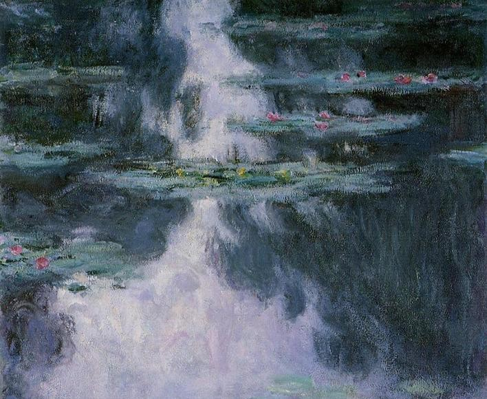 Nympheas - Claude Monet