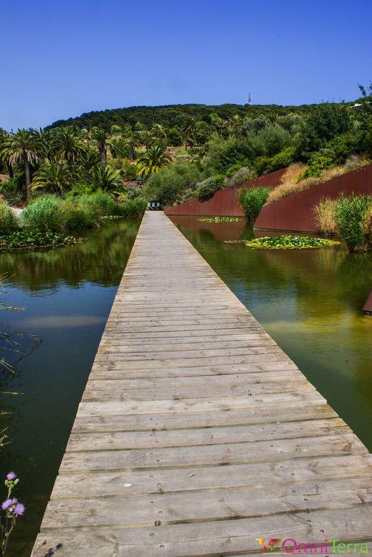 Un grand week end barcelone en 4 jours carnet de voyage for Jardin botanique barcelone