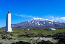 Islande - Parc national snaefellsjokull - Montagne