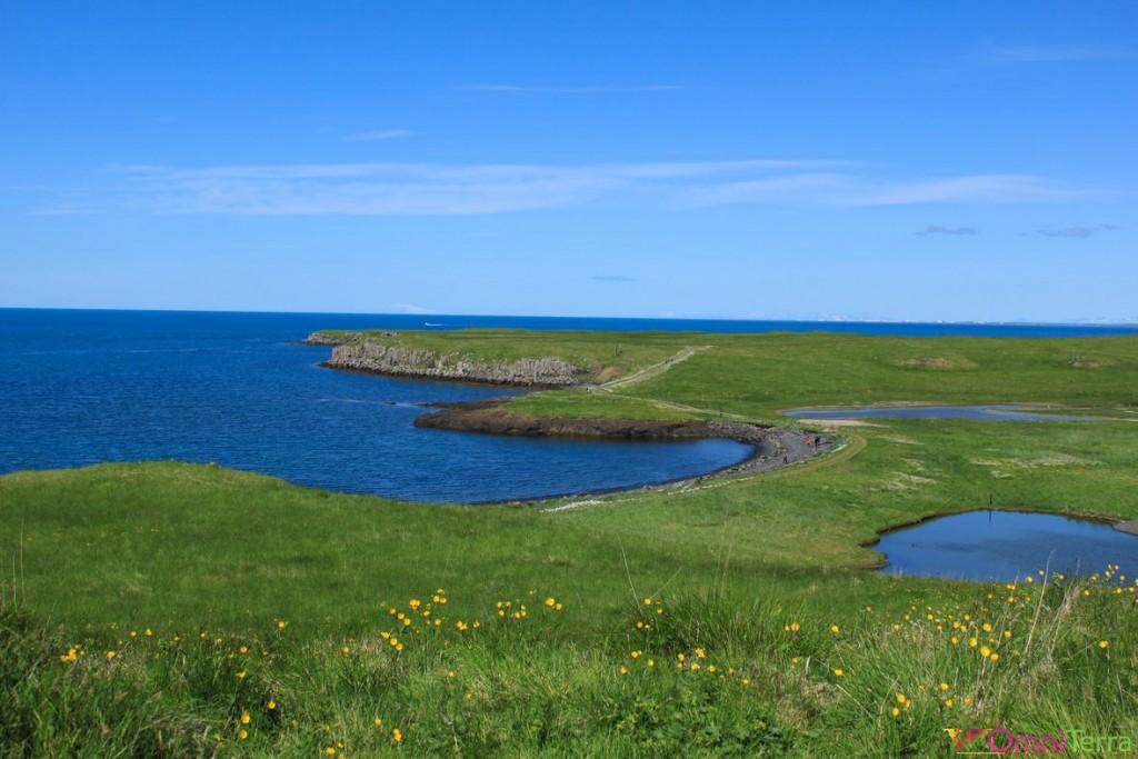 Islande - Videy - Horizon