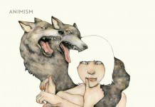 Tanya Tagaq - Album Animism cover