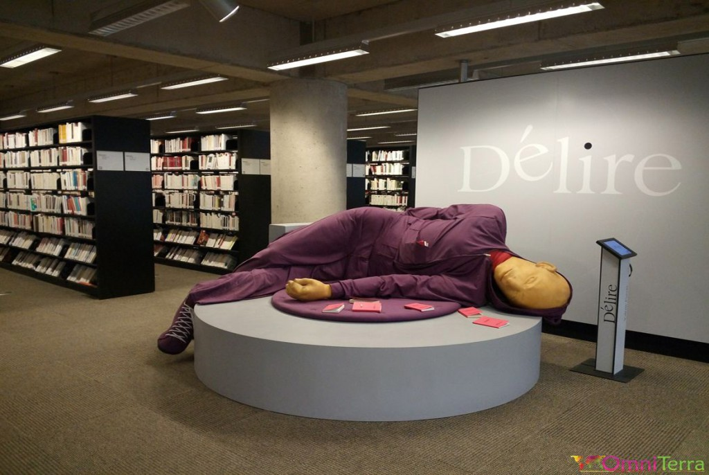 Montréal Culturelle et Gratuite - Bibliothèque (2)