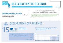 Déclaration impôt Québec vs France
