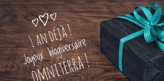 1 an joyeux blogiversaire omniterra