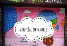 Montreal en famille cover