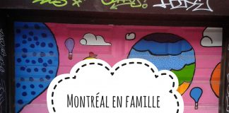 Montreal en famille cover
