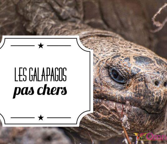 Galapagos pas chers