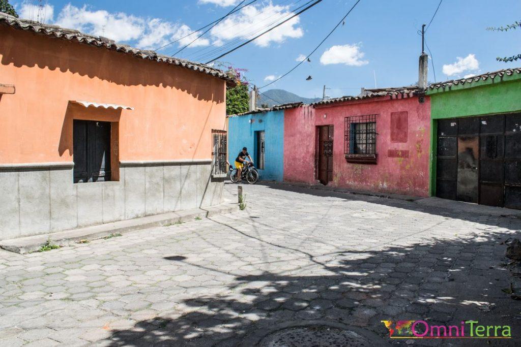 Guatemala - Jocotenango - Rue