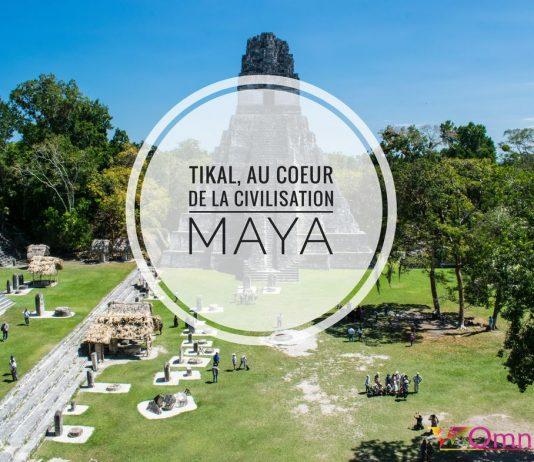 Guatemala - Tikal -Cover