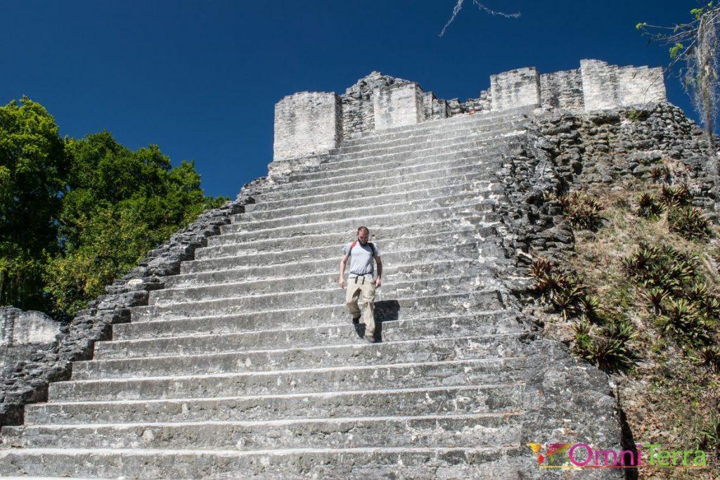 Guatemala - Tikal Gran Plaza