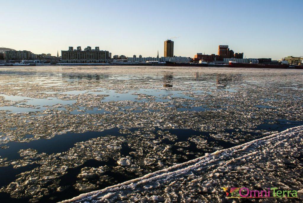 Quebec- fleuve Saint-Laurent