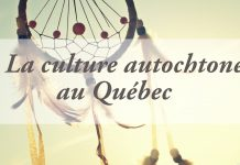 Culture autochtone quebec - cover