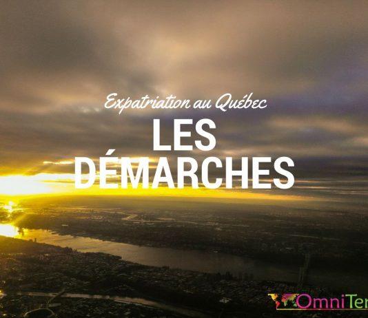 expatriation quebec - demarches