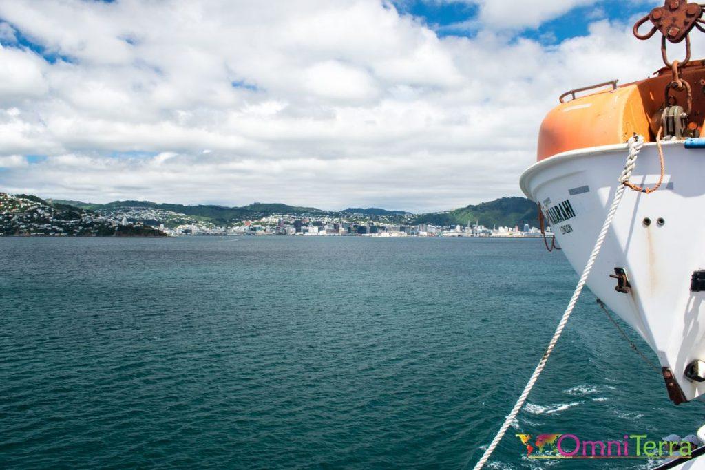 Nouvelle zelande-Ferry