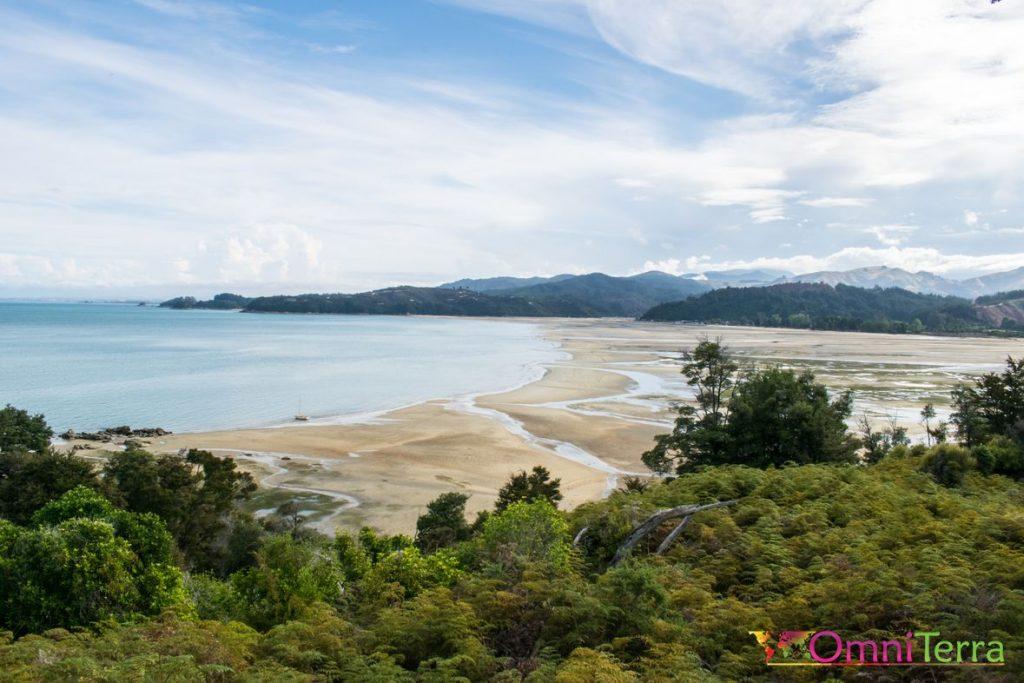 Nouvelle Zelande - Parc Abel tasman 5
