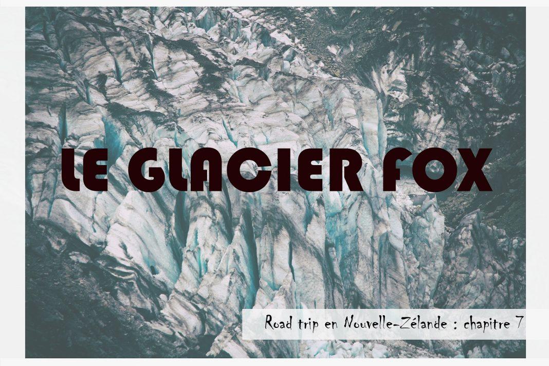 Nouvelle zelande- Fox glacier -Cover