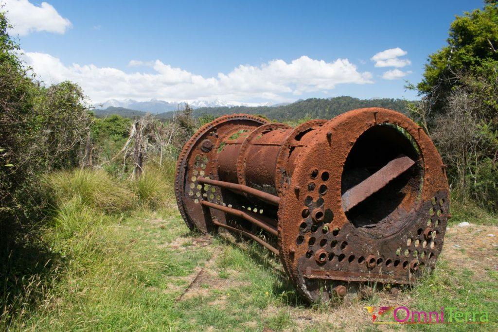 Nouvelle zelande - Gillespies Beach- Mine