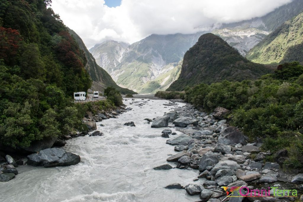 Nouvelle zelande - Glacier Fox 2