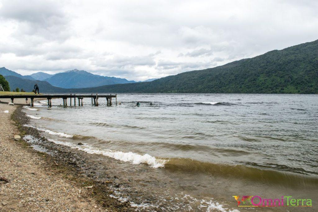 Nouvelle zelande - Lac kaniere 2