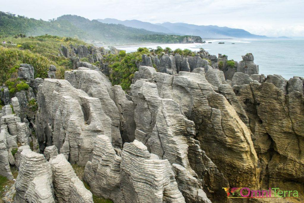 Nouvelle zelande - Pancake rocks 3