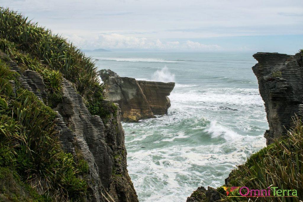 Nouvelle zelande - Pancake rocks 4