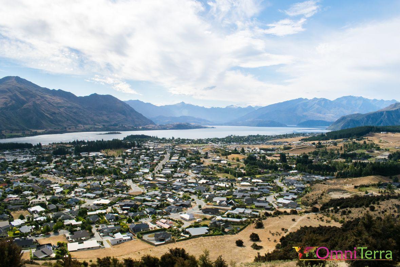 Nouvelle zelande - Wanaka-mont iron