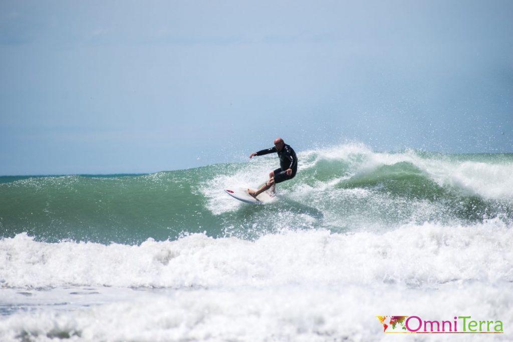 Nouvelle Zélande - Taylors mistake - surfeur